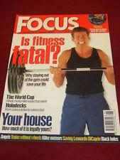 FOCUS - IS FITNESS FATAL - June 1998 # 67