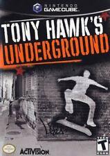 Tony Hawk Underground Nintendo Gamecube Complete