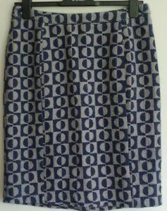Pretty SEASALT  BUNKER SKIRT Lined Cotton  SKIRT  Size 10