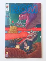 ROM Volume 2 #1 Cover J SDCC 2016 Exclusive Variant B Cover