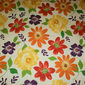 """Floral Upholstery Fabric Heavyweight by Richloom 56"""" wide x 2.75 yards or 101"""""""