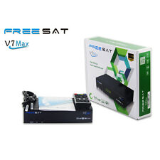 New 1080P HD DVB S2 Freesat V7 Max Decoder Satellite TV Receiver Support YouTube