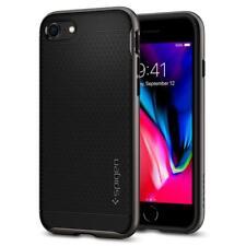 Original Spigen Protector Cover for iPhone 8 7 Raised Edge Neo Hybrid 2 Case