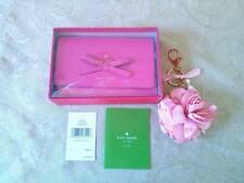 Authentic Kate Spade Sawyer Street Callie Trifold Wallet Bougainvillea Pink