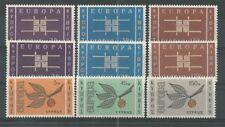 ZYPERN 1963-1965  Europamarken Partie **
