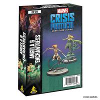 Angela & Enchantress Character Pack Marvel Crisis Protocol Asmodee NIB