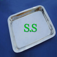 Instrument Tray 19x15x3/4 Surgical Dental Instruments