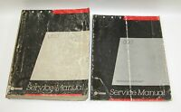 1985 Dodge Colt Factory Service Manuals  GOOD USED CONDITION