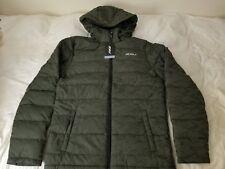 2XU Men's Mark II Insulation Jacket Medium Reflective Camo Green MSRP $199.95
