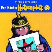 """OTFRIED PREUSSLER """" DER RÄUBER HOTZENPLOTZ 03"""" CD NEU"""