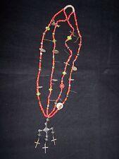 Vintage Double Strand Yalalag Necklace