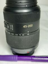 Panasonic Lumix G Vario 45-200 MM  F/4.0-5.6  AF OIS Lens Condition Excellent