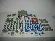 MPC Multiple Products Corp. Plastic Civil War Play Set Made in U.S.A.