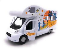 Summer Cumper Caravana Coche a Escala Auto Autocaravana 1 :3 4-1 :3 9