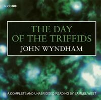 The Day of the Triffids: by John Wyndham - Unabridged Audiobook - 8CDs