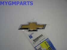 CHEVY CAMARO TRUNK BOWTIE EMBLEM LOGO 2016-2017 NEW OEM GM  84003919