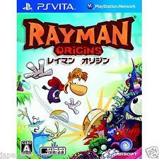 Rayman: Origins PS Vita SONY JAPANESE NEW JAPANZON
