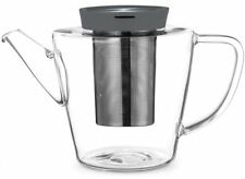 Viva Scandinavia Glass Teapot, 6 Cup/1L +