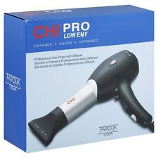 CHI Farouk Pro Low EMF Professional Hair Dryer Diffuser Concentrator FREE SHIP
