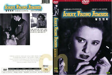 Sorry, Wrong Number (1948) - Anatole Litvak, Burt Lancaster  DVD NEW