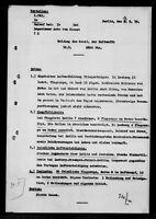 Luftlageberichte von November 1939 - September 1940