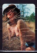 CALENDARIO BOLSILLO. MODELOS AÑOS 70 MODELO SOMBRERO 1977