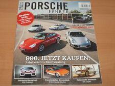 """PORSCHE FAHRER """"996 jetzt kaufen"""" Ausgabe 1.2019"""