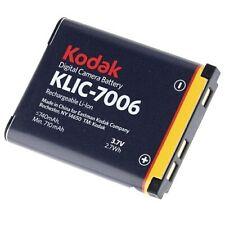 New Genuine Kodak KLIC-7006 Original Battery