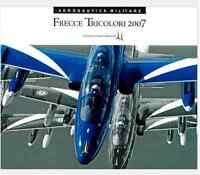 FRECCE TRICOLORI PAN AEROBATIC TEAM 2007 (ital eng) Brochure - DVD