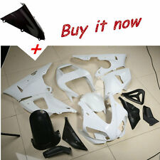 Unpainted ABS Injection Bodywork Kit Fairing For YAMAHA YZF R1 YZF-R1 1998 1999
