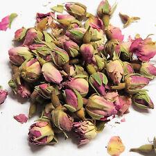 (100g=11,67) Bio ROSENKNOSPEN getrocknet Rosenblüten Tee ganz 30g