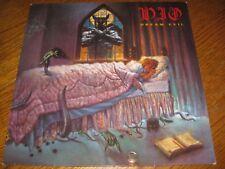 Dio-Dream evil LP,Vertigo Netherlands 1987,OIS,9 Tracks,rar,excellent,l@@k!!!!!!