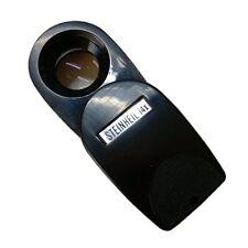 Peak 1985-14x Steinheil LUPE Pocket Portable Microscope 14x Magnifier Loupes