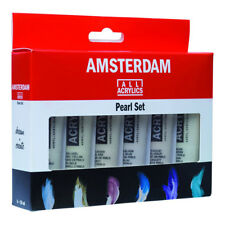 Amsterdam Acrylic 20Ml 6-Color Set Pearl