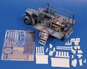 Verlinden 1/35 Kfz.305 Opel Blitz Workshop Truck Conversion (Italeri 216) 584