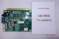 Jamma 60 in 1 Game motherboard for Cocktail Arcade or Up Right arcade Machine
