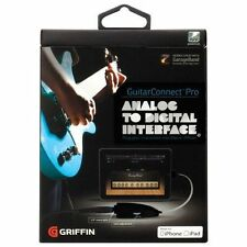 Griffin GuitarConnect Pro 30-pin Cable for Apple iPad iPhone Mobile Guitar Ring
