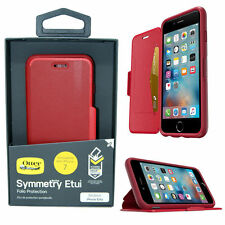 OtterBox Symmetry Etui Folio case for Apple iPhone 6/6s - Café Racer Red