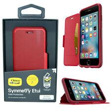 OtterBox Symmetry Etui Folio case for Apple iPhone 6/6s - Café Racer Red