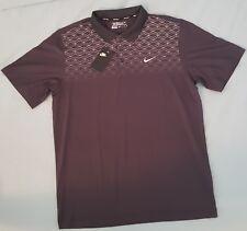 Nike Golf Dri-Fit Polo Shirt Short Sleeve Grey Mens XL
