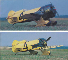 1/6 Scale Gee Bee Model Z Racer Plans, Templates and Instructions