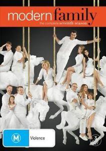 MODERN FAMILY SEASON 7 DVD, NEW & SEALED, FREE POST