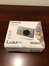 Panasonic Lumix DMC-FH10 16.1 MP Compact Digital Camera with 8X Intelligent Zoom