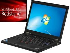 LENOVO THINKPAD T410  i5-520M 4GB 160GB QWERTY WINDOWS 10 Laptop