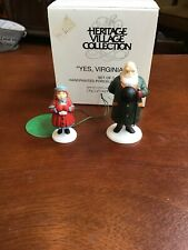 Dept 56 - Heritage Village Collection - Yes, Virginia. - #58890