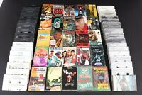 Huge Lot/59 Vintage 80s-90s HIP HOP RAP Cassette Singles Tapes