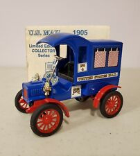 Ford 1905 Post Office Truck Bank, 1990 by Ertl