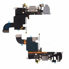 "NEW iPhone 6S 4.7"" Dark Grey Charging Port Dock Headphone Power Flex Cable Part"