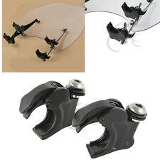 39mm Windschildklemme Schnellspanner Scheibenklemmen Für Harley Sportster Dyna
