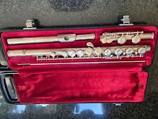 More details for yamaha yfl211s flute with case and cleaning rod